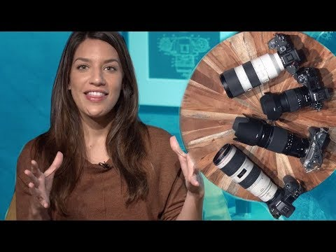 MIRRORLESS WARS II: Canon vs Nikon, Sony, Fuji, Panasonic!