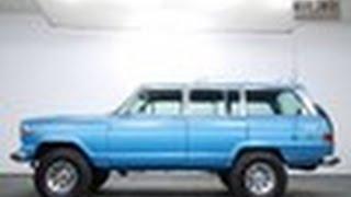 Jeep Wagoneer for sale