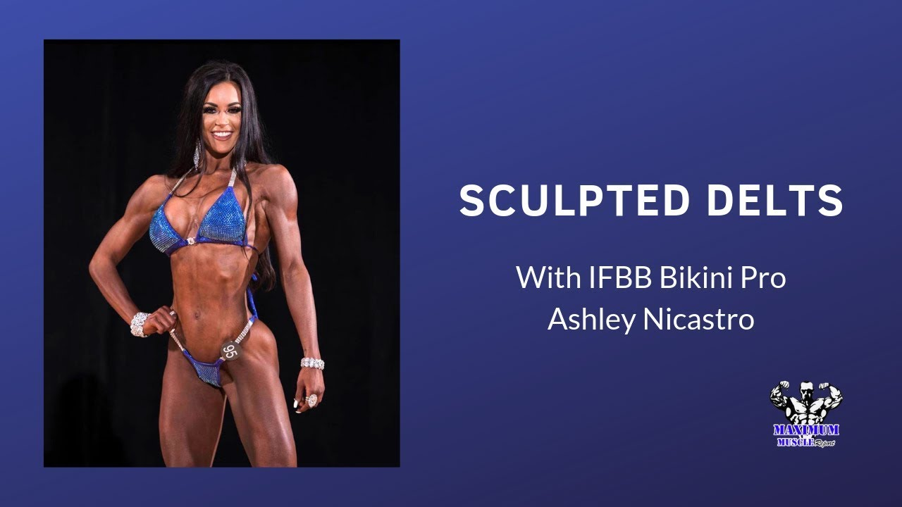 Sculpted Delts with Ashley Nicastro | Women's Workout