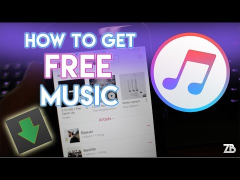 How to get free music on your Phone (No computer 2016)