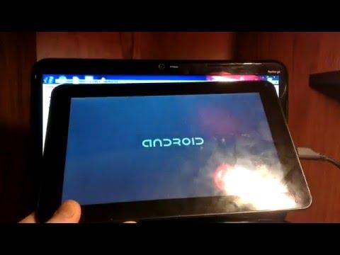 Прошивка китайского планшета Samsung Galaxy Note N9000