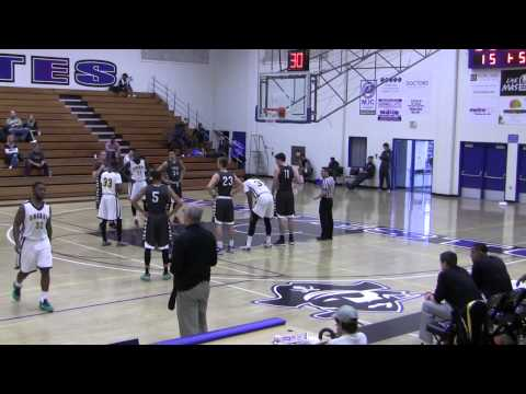 Yuba College vs. Chabot College Men's Basketball FULL GAME 12/18/15