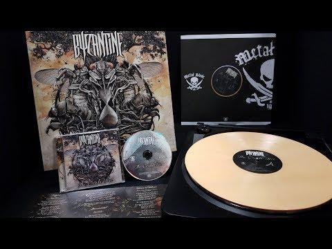 "Byzantine ""The Cicada Tree"" LP stream"
