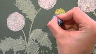 Рисуем пастелью поэтапно - Процарапывание пастели