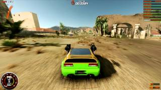 Gas Guzzlers Combat Carnage - Gameplay HD