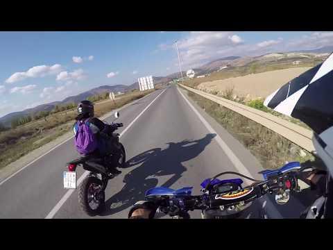 Moto Ride 2017 around Skopje