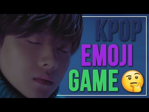 GUESS THE KPOP SONG BY EMOJIS ❤️👋 | Part 5 | KPOP Challenge | Difficulty: Easy