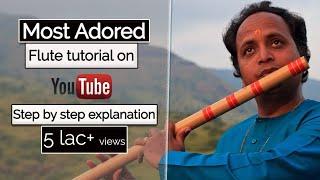 Online Bansuri / Flute Lesson - Beginner