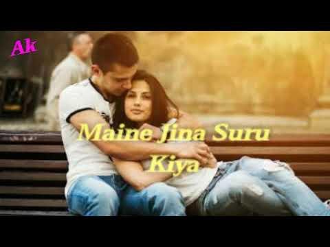 Best Love Wattsapp status 2018 Aashiqui with lyrics Ak