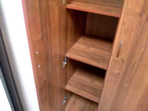 Шкаф распашной 2хстворчатый  18
