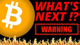 🔥 WHAT'S NEXT FOR BITCOIN 🔥bitcoin price rally, breakout, prediction, analysis, news, trading