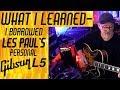 Les Paul's Gibson L-5 | What I Learned | Tim Pierce |