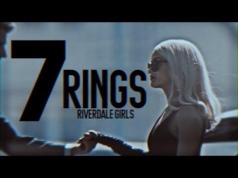 riverdale girls | 7 rings.