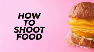 Фотосъемка еды | Главные советы от фуд-фотографа | Как снимать еду [2017]