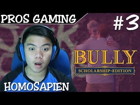 ANAK GILA HOMOSAPIEN ! - Bully Scholarship Edition Indonesia PT.3 - PROS GAMING