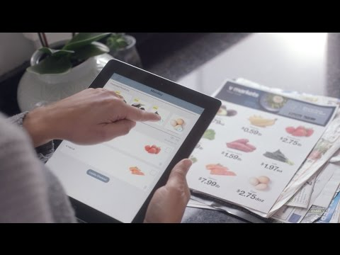 Grocery Solution Powered by Adobe and Valtech