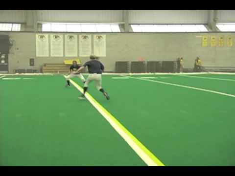 Softball Techniques - Outfield