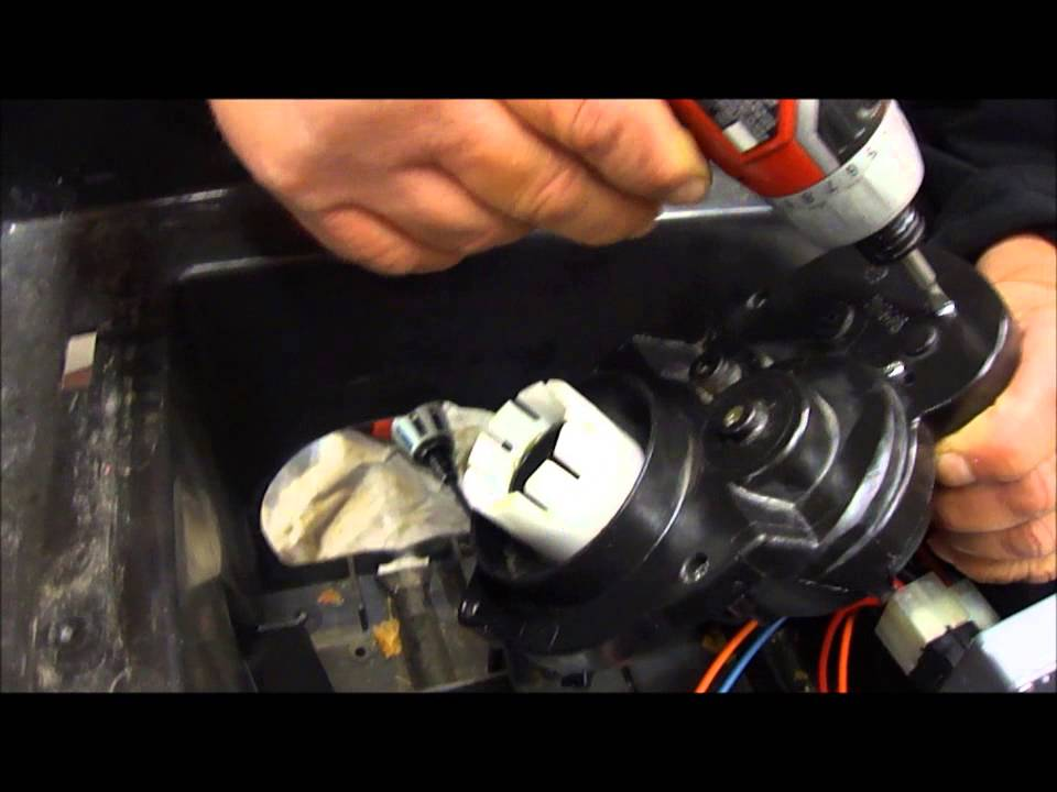HOW TO CHANGE THE GEARBOX IN A POWER WHEELS RIDE ON TOY