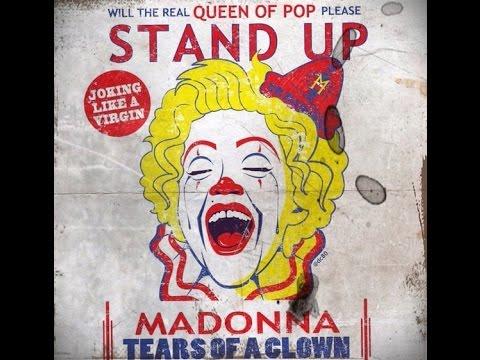 Trailer do filme Madonna - Tears of a Clown