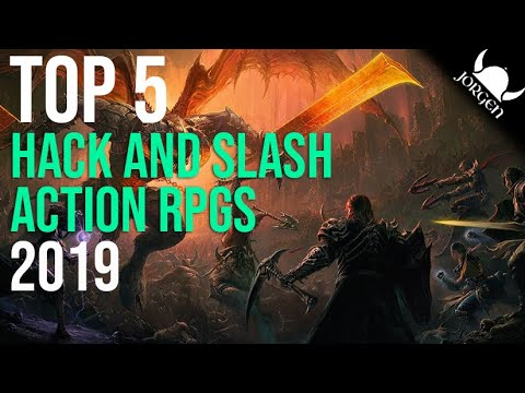 Top 5 Hack And Slash ARPGs For 2019