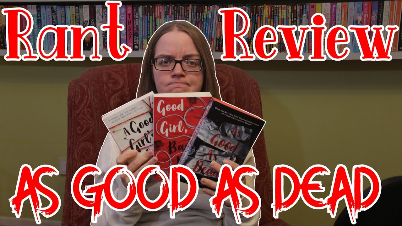 Download As Good As Dead by Holly Jackson | SPOILER FILLED RANT REVIEW