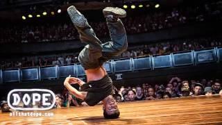 DJ Hutchy - Burn The FLOOR | Bboy Breaks 2015