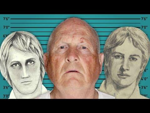 East Area Rapist/Golden State Killer OFFICIALLY CAUGHT   UPDATE VIDEO