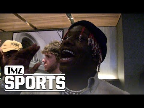 Lil Yachty Shades Drake's Fortnite Skills | TMZ Sports