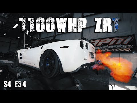 RPM Built ZR1 on the Streets of Mexico | RPM S4 E34