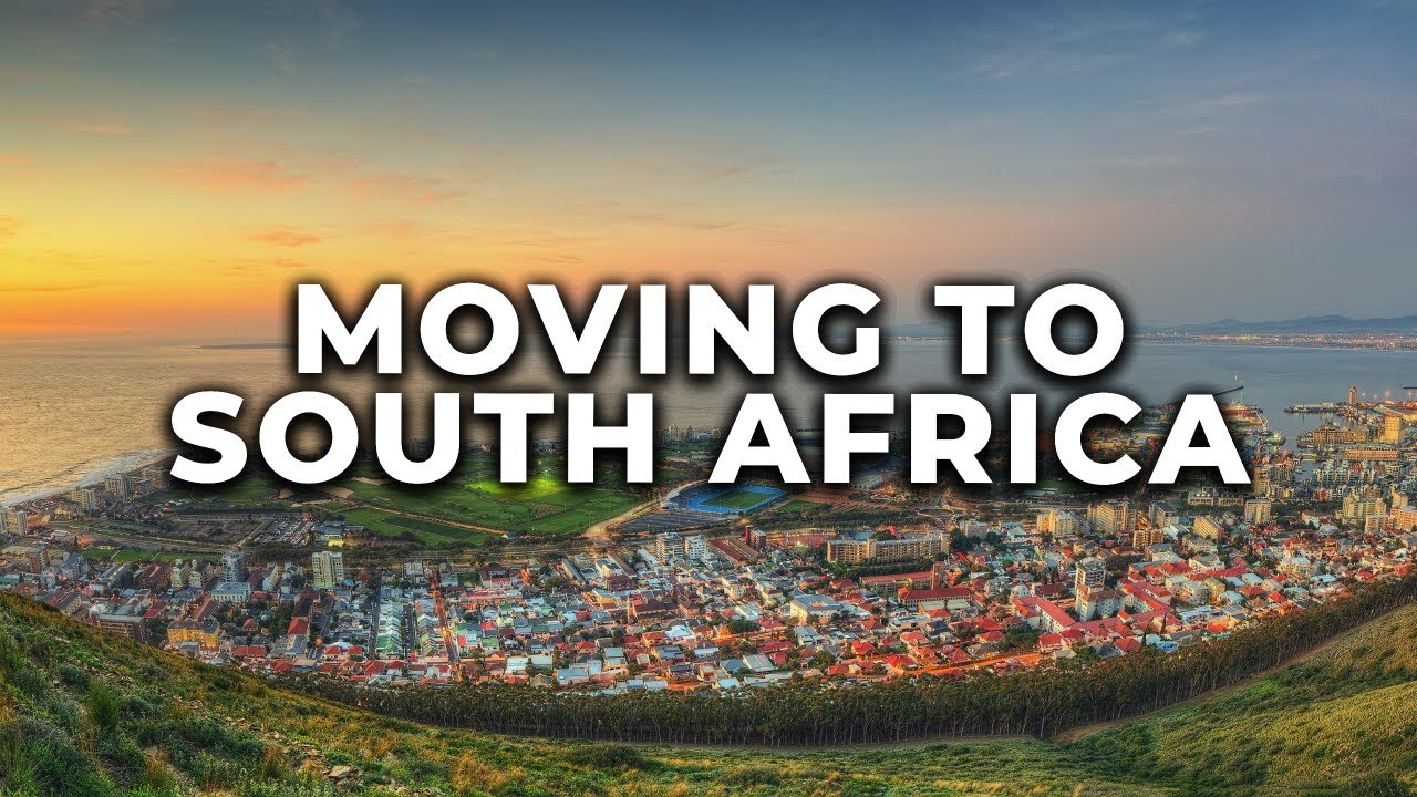 Moving to South Africa! | Wandering Soup