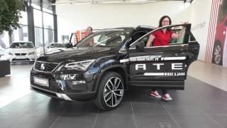 SEAT ATECA Vorstellung im Autohaus Priewasser Ried