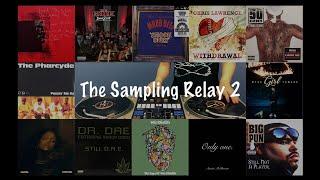 "Quick Mix Show ""The Sampling Relay 2"" (同ネタサンプリングミックス)"