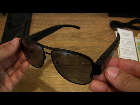 Oumeiou Camcorder Sunglasses
