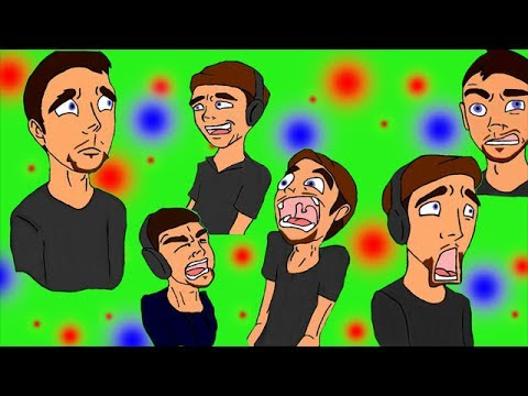 Fan Made Jacksepticeye Dubstep Remix | 25,000 SUBSCRIBER GIFT Mp3