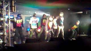 ODC dance crew