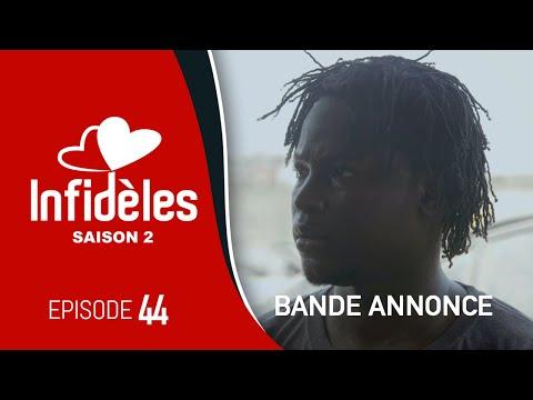 INFIDELES - Saison 2 - Episode 44 : la bande annonce