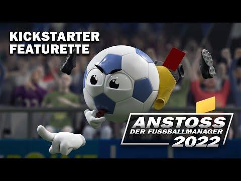 Anstoss 2022 - Kickstarter Featurette (DE)