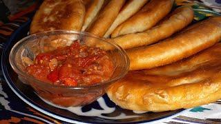 Домашние жареныепирожкис картошкой/Картошкалик пирожкилар