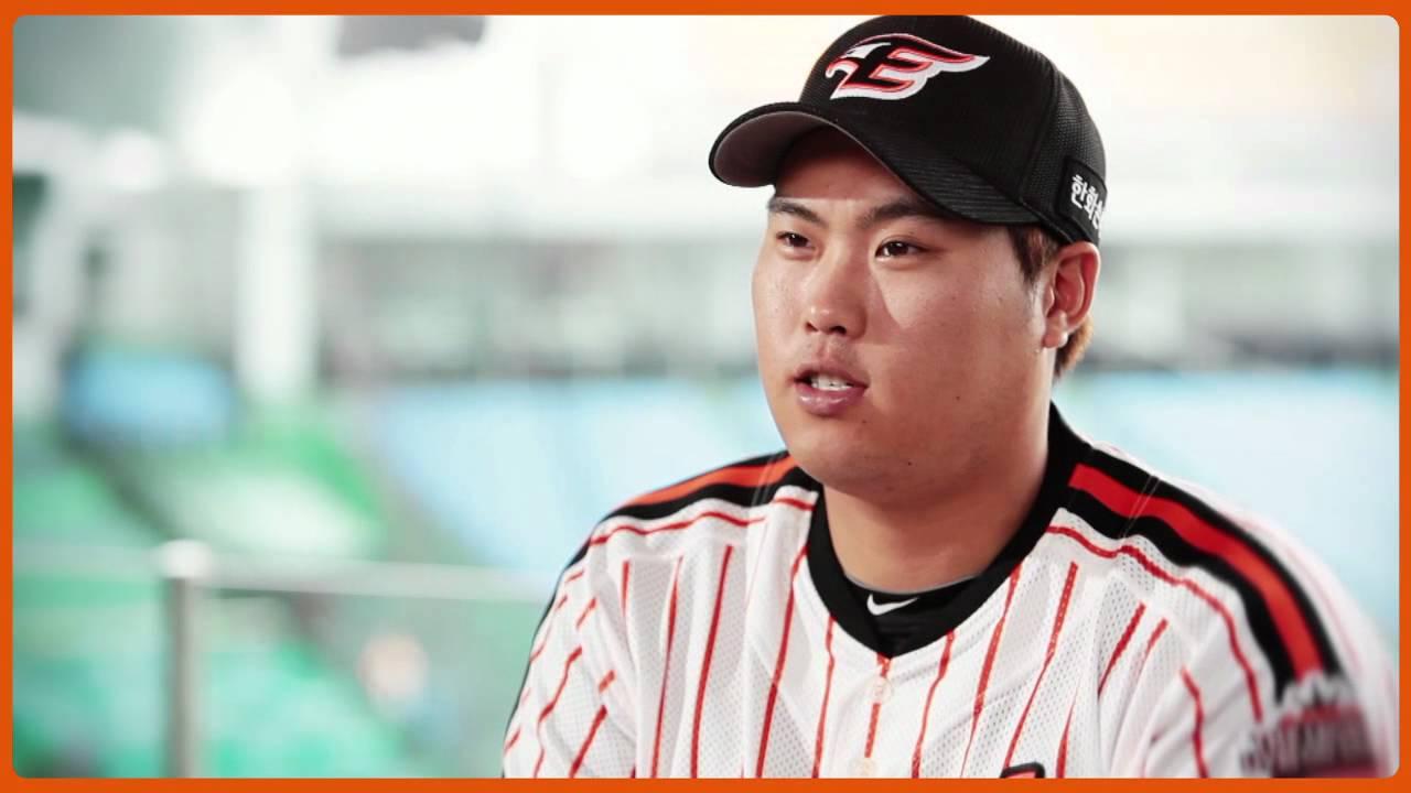 한화이글스 레전드 송진우 & 류현진 - YouTube