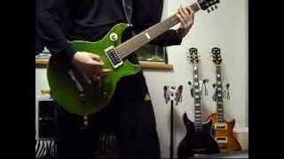 HEATを弾いてみました!! B'zが提供した曲でも有名ですね☆ この手の曲...