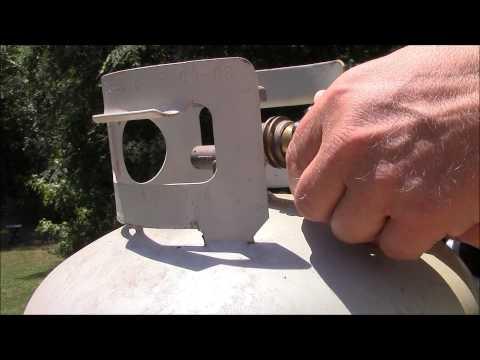 propane hook up fittings