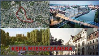 Wrocław Kępa Mieszczańska - nowe inwestycje w centrum Wrocławia Wroclaw 2021