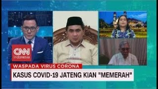 Wagub Jateng: Kami Akui Tes Massal Covid-19 Masih Rendah