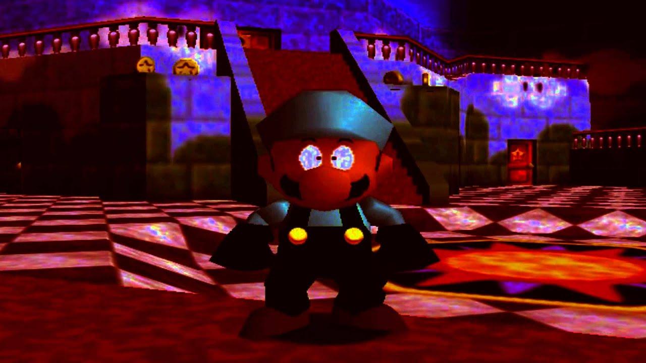 Mitos e lendas: Super Mario 64 CREEPYPASTA [PT-BR] - YouTube