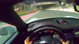 Track Day at the Dubai Autodrome | Porsche 911 GT3 [on board]