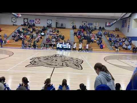 Boone Grove High School Homecoming Choreography