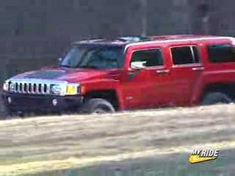 Review: 2006 Hummer H3