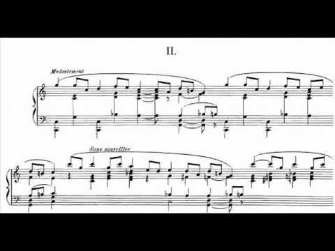 Jean-Yves Thibaudet plays Satie - Pièces Froides - Airs à faire fuir I, II & III (1897)