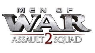 Men of War  Assault Squad 2 Грозный. Захват здания школы.