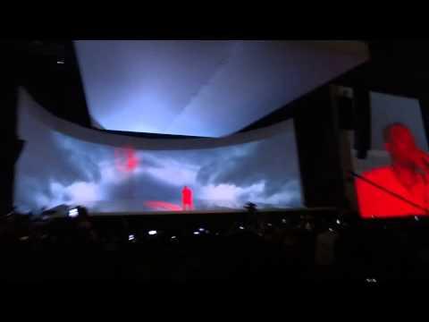 Kanye West   Click Live AD